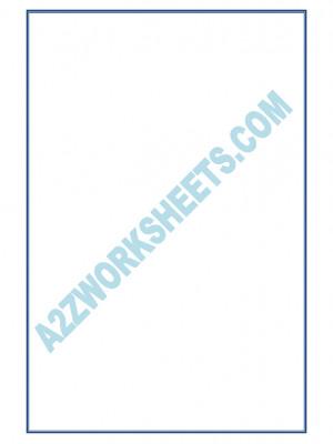 Maths Worksheet - Measurement (Convert Units)-05