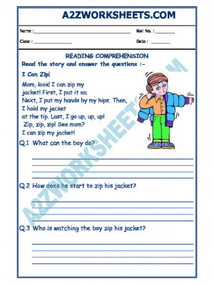 English Comprehension - 05
