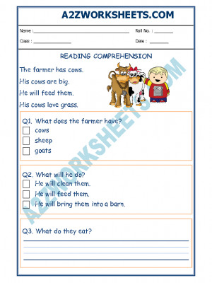 English Comprehension - 09