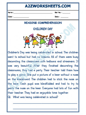 English Comprehension - 14