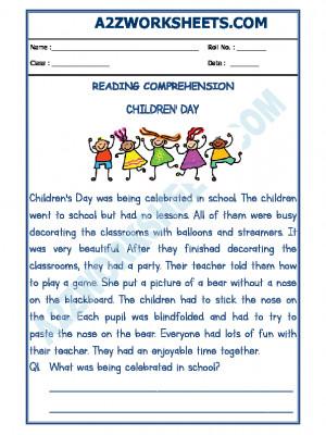 English Comprehension - 14