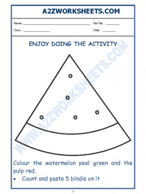 Nursery Activity Worksheet-02