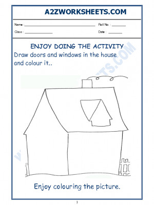 Nursery Activity Worksheet-03