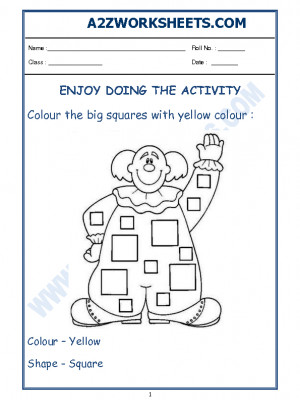 Nursery Activity Worksheet-04