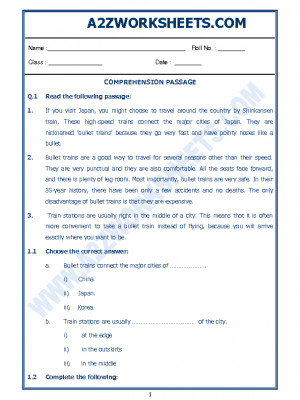 English Comprehension Passage-08