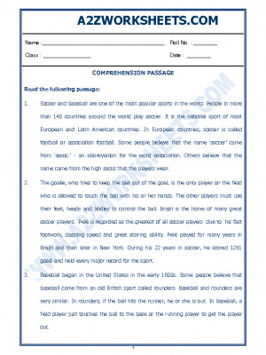English Comprehension Passage-24