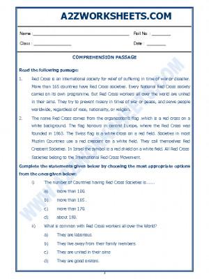 English Comprehension Passage-28