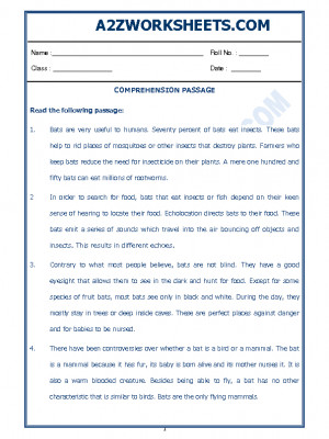 English Comprehension Passage-35