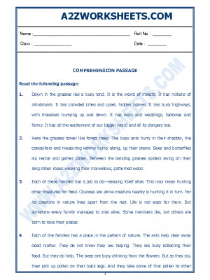 English Comprehension Passage-36