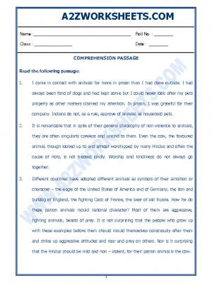 English Comprehension Passage-38