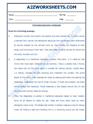English Comprehension Passage-39
