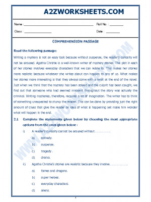 English Comprehension Passage-48