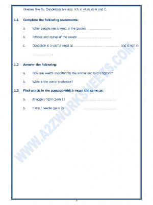 English Comprehension Passage-50