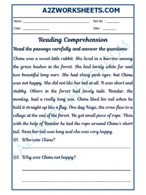 English Comprehension - 25