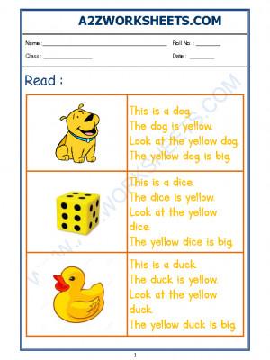 English Reading Practice - 13
