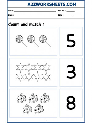 Nursery - Count and Match-05