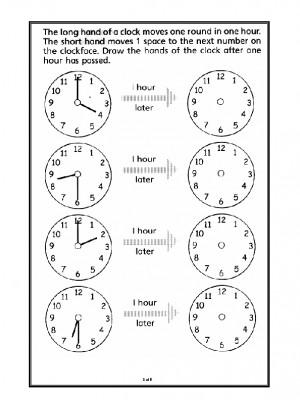 a2zworksheets worksheets of time measurement maths. Black Bedroom Furniture Sets. Home Design Ideas