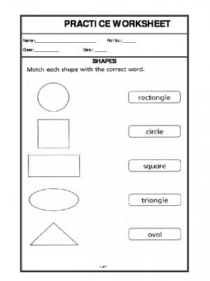 a2zworksheets worksheets of shapes geometry maths. Black Bedroom Furniture Sets. Home Design Ideas