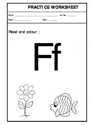 Recognition of F