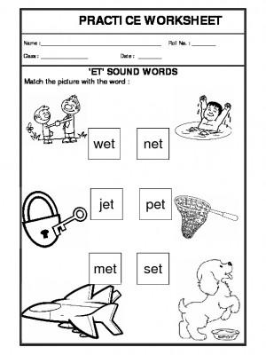 'et' sound words