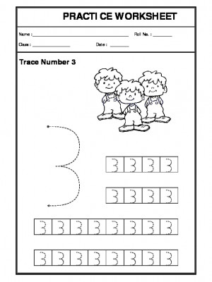 Formation - Trace number 3