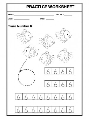 Formation - Trace number 6