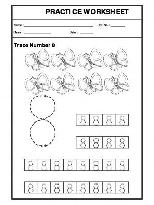 Formation - Trace number 8