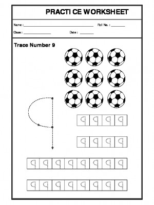 Formation - Trace number 9