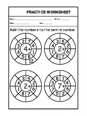 Class-I-Addition in Circle-12