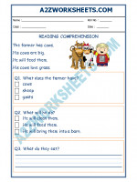 English English Comprehension - 09