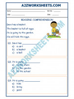 English English Comprehension - 11