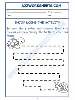 English Nursery Activity Worksheet-05