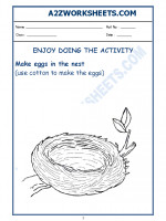 English Nursery Activity Worksheet-07