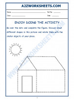 English Nursery Activity Worksheet-08