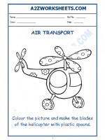 English Nursery Activity Worksheet-09
