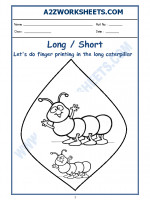 English Nursery Activity Worksheet-10