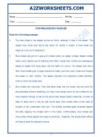 English English Comprehension Passage-17