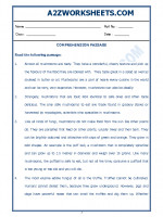 English English Comprehension Passage-18