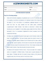 English English Comprehension Passage-29