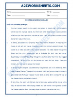 English English Comprehension Passage-30