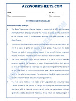 English English Comprehension Passage-31
