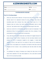 English English Comprehension Passage-34