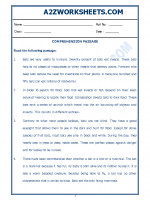 English English Comprehension Passage-35