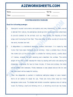 English English Comprehension Passage-39