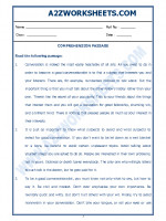 English English Comprehension Passage-41