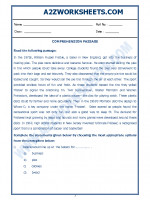 English English Comprehension Passage-42