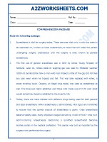 English English Comprehension Passage-45