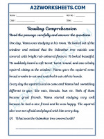 English English Comprehension - 27