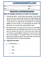 English English Comprehension - 13