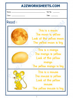 English English Reading Practice - 06